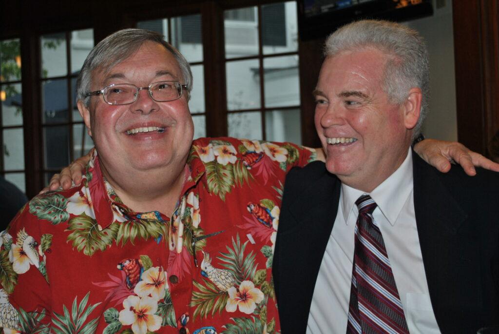 Jose Martinez-Diaz and Mark Sundberg